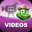 Disney World Ride Videos in HD icon