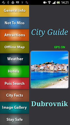 Dubrovnik Offline Guide