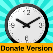 Office Analog Clock - Donate