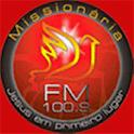 Missionária FM icon