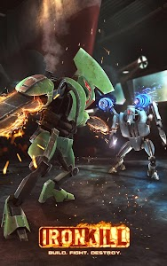 Ironkill: Robot Fighting Game v1.2.25