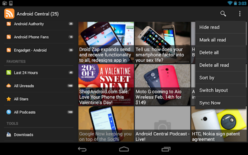 anNews Android News & Reviews - screenshot thumbnail