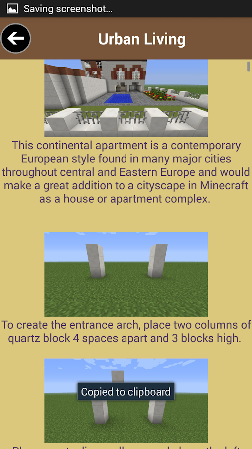 House Guide Minecraft Building Android Apps On Google Play