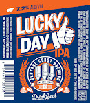 Central Coast Brewing Lucky Day IPA