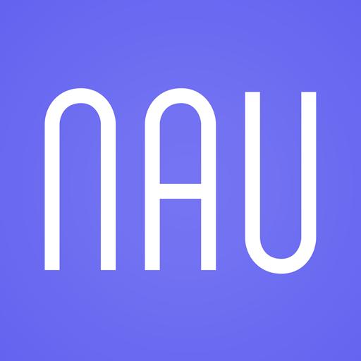 NAU - Meet nau. LOGO-APP點子