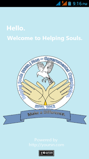 Helping Souls
