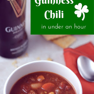 Guinness Chili by Jeff and Traci