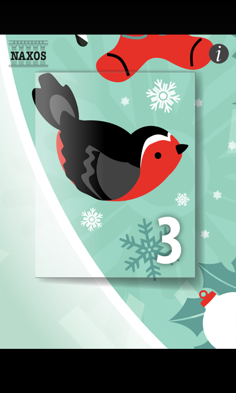 Musical Advent Calendar- screenshot