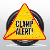 Clamp Alert