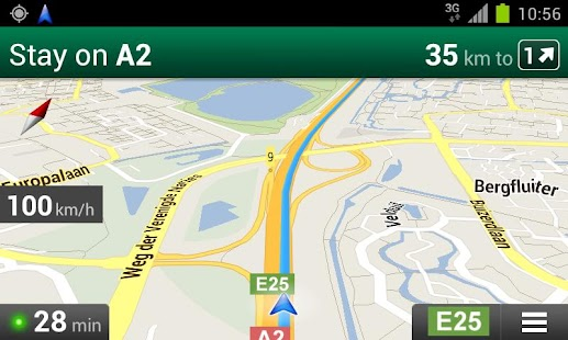 Navigation Speedometer - screenshot thumbnail