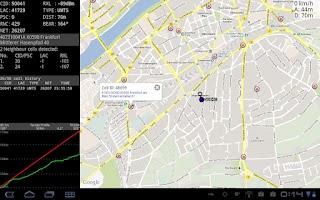 Screenshot of G-MoN