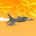 Fighter Jet Live Wallpaper icon