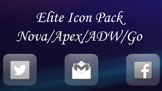 Elite HD Theme Launcher Pack- screenshot thumbnail