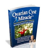 natural ovarian cyst treatment