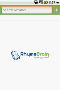 RhymeBrain - screenshot thumbnail