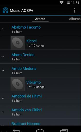 Music AOSP+
