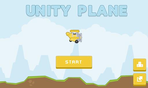 Unity Plane