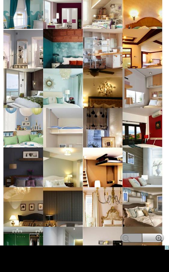 Bedroom Decorating Designs- screenshot