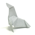 Aquarium Origami 1 icon