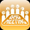 The Bad Meeting logo