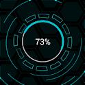 Neon Shift Wallpaper icon