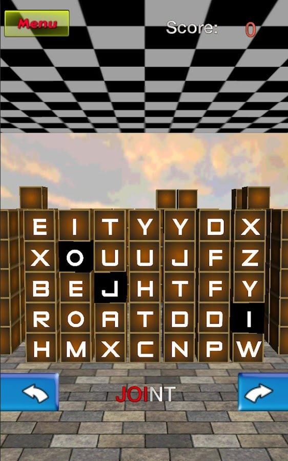Word Cube match 3D - HaFun - screenshot