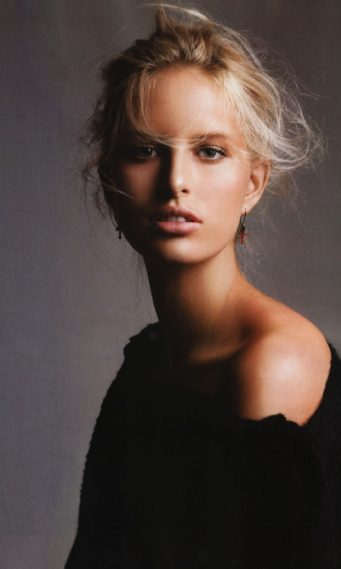 Karolina Kurkova Live WP - screenshot
