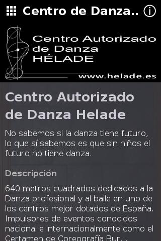 Centro de Danza Helade