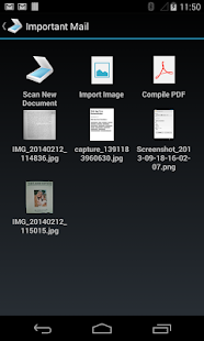 PDF Document Scanner - screenshot thumbnail