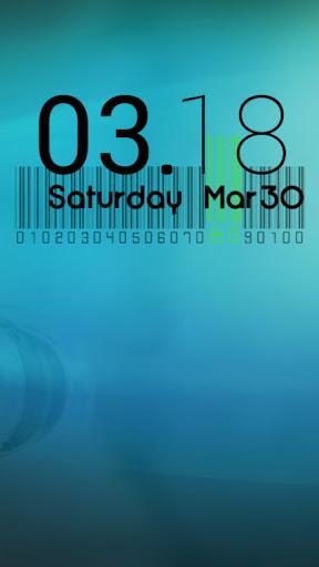 Cute Clock - UCCW Skin