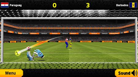 Goalkeeper Premier Soccer Game 1.08 screenshot 644326