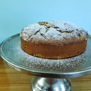 Maple Walnut Pumpkin Cake Recipe
