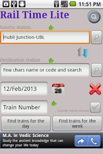 Indian Railway Offline TT Lite - screenshot thumbnail