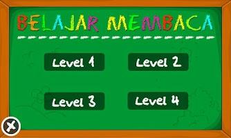 Screenshot of Belajar Membaca