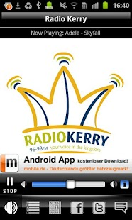 Radio Kerry- screenshot thumbnail