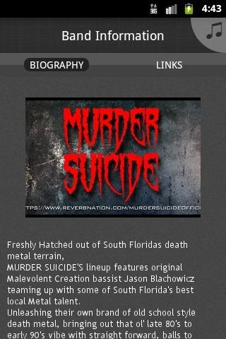 Murder Suicide - screenshot