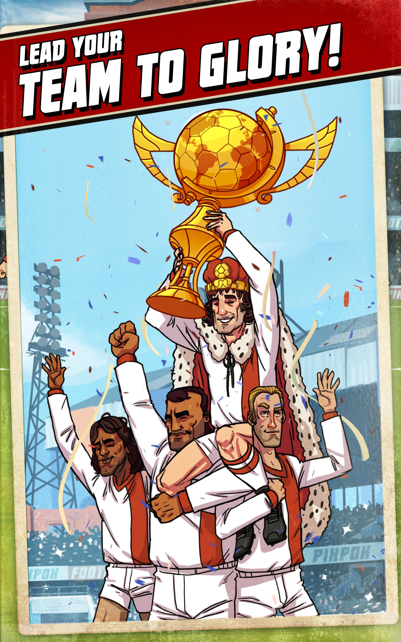 Flick Kick Football Legends screenshot #10
