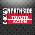 Chicago North Side Toyota logo