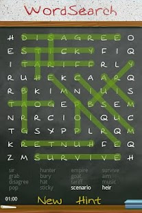 WordSearch Unlimited - screenshot thumbnail