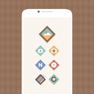 Simple Diamond dodol theme - screenshot thumbnail