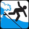 Surfing videos icon