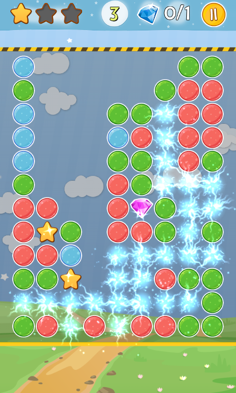 Jewels Hunter Puzzle- screenshot