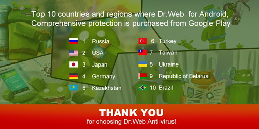 ... Anti Virus Dr.Web Light ...