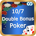 Double Bonus Poker (10/7) logo