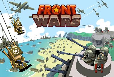 Front Wars Screenshot 1