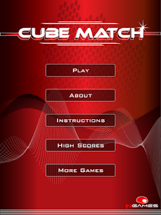 Cube Match Free - 7 games in 1 - screenshot thumbnail