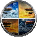 Beautiful seasons weather Lite icon