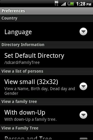 The Family Tree of Family (C)- screenshot