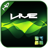 Live hd next launcher theme