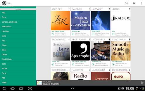laut.fm Radio - screenshot thumbnail
